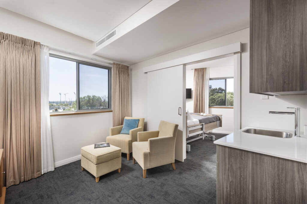 Signature Aged Care Suite at The Richardson West Perth