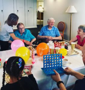 Games - Grandparents Day at The Richardson