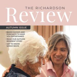 The Richardson's Autumn Newsletter
