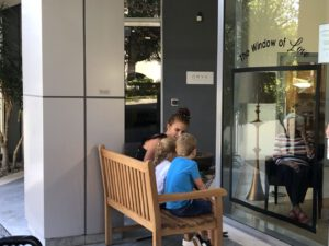 The Richardson Aged Care's Window of Love in West Perth