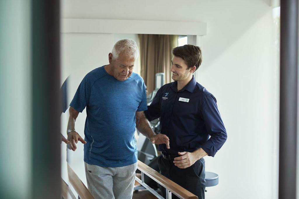 Richardson aged care west perth wellness