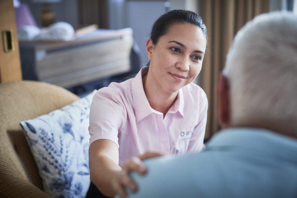 Dementia care services Perth